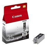 CANON Black Ink Cartridge [PGI-35] - Tinta Printer Canon